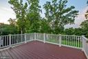 View from Owner's Suite Deck - 18184 SHINNIECOCK HILLS PL, LEESBURG