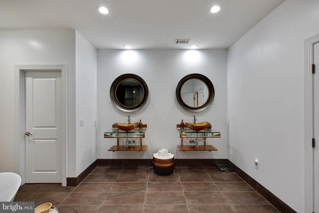 Owner's Luxury Bath with Heated Floors View 2 - 18184 SHINNIECOCK HILLS PL, LEESBURG