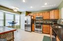 Spacious kitchen - 400 WATERS COVE CT, STAFFORD