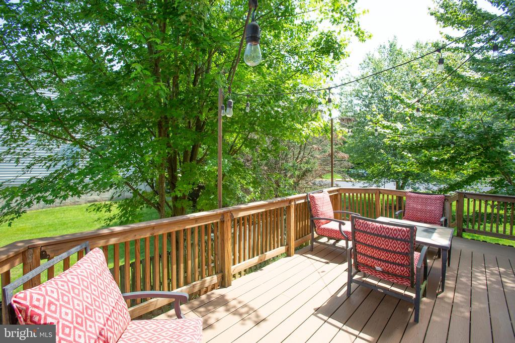 Relax on your deck ! - 400 WATERS COVE CT, STAFFORD