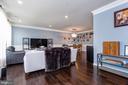 Office/ Study Space off Living Room - 43174 WEALDSTONE TERRACE, ASHBURN