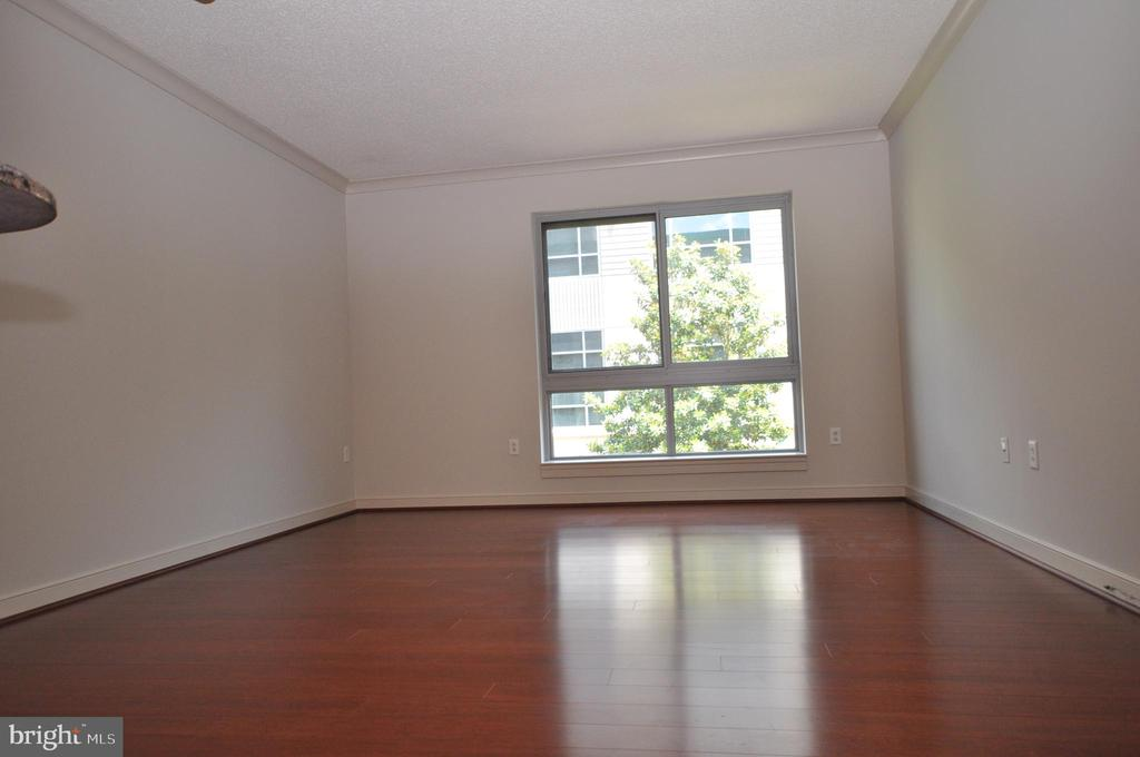 Living Room with New Hardwood Floor - 777 7TH ST NW #917, WASHINGTON
