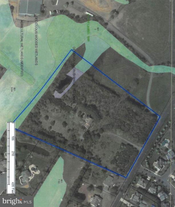 Land for Sale at Mount Laurel, New Jersey 08054 United States