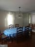 Large dining room is perfect for entertaining - 1831 UPSHUR ST NE, WASHINGTON