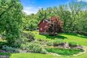2nd smaller pond on property at Spring House - 39455 DIGGES VALLEY RD, HAMILTON