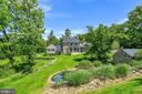 View toward the Spring House - 39455 DIGGES VALLEY RD, HAMILTON