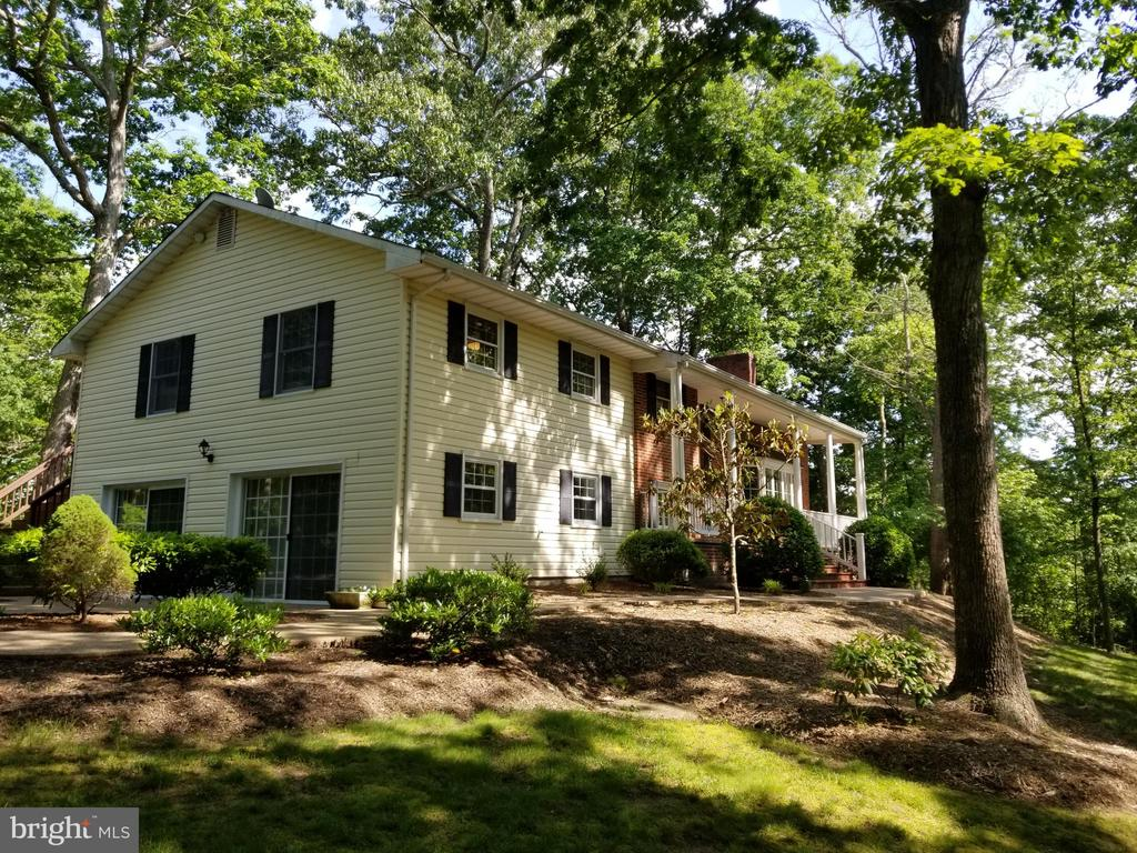 5925  MOORE ROAD, Marshall in FAUQUIER County, VA 20115 Home for Sale