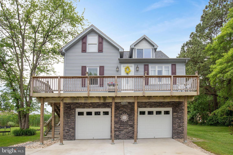 Single Family Homes por un Venta en Broomes Island, Maryland 20615 Estados Unidos