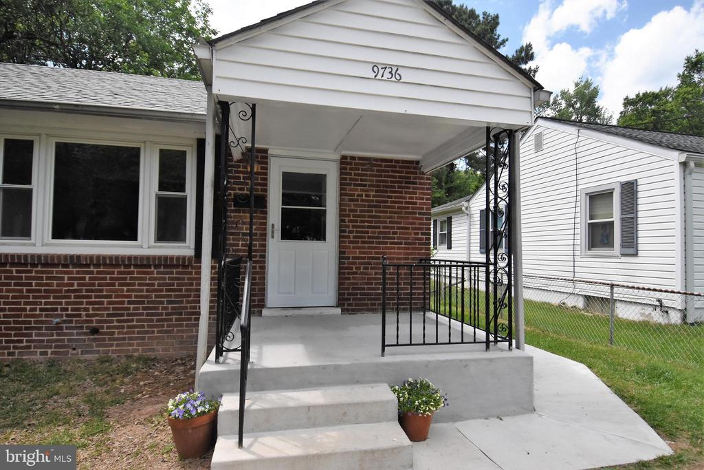 Newer Roof and Covered Front Porch - 9736 53RD AVE, COLLEGE PARK