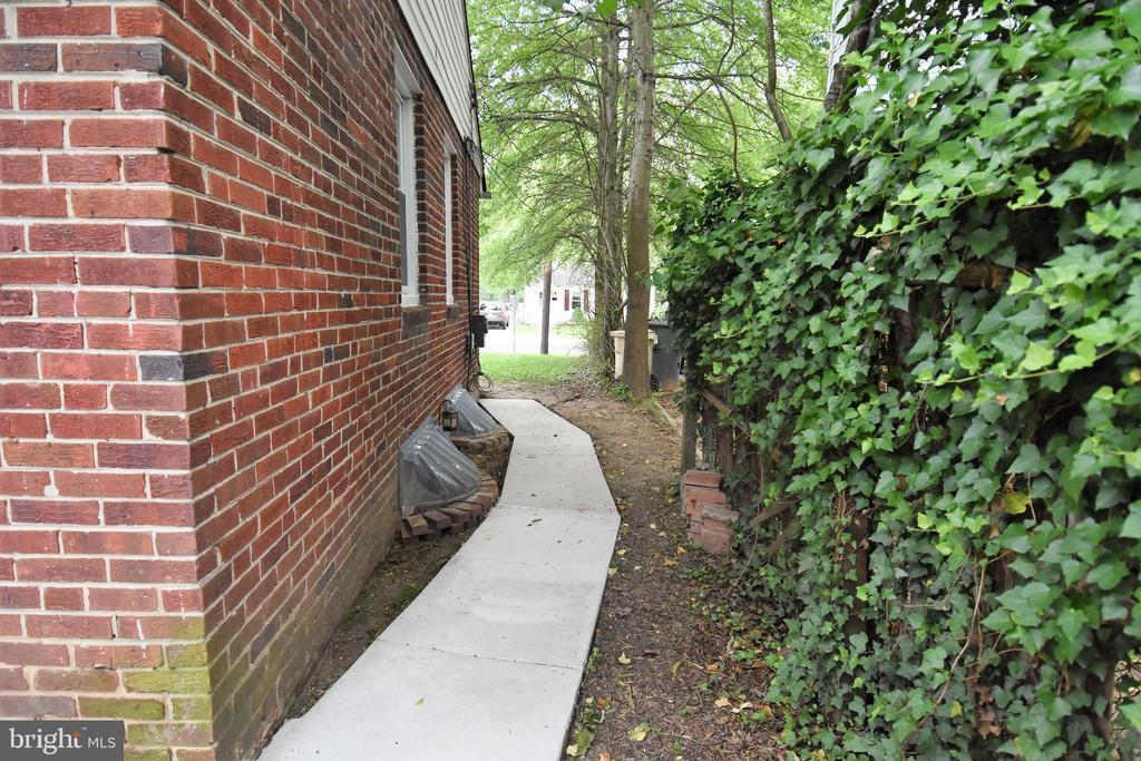 New Concrete Sidewalks - 9736 53RD AVE, COLLEGE PARK