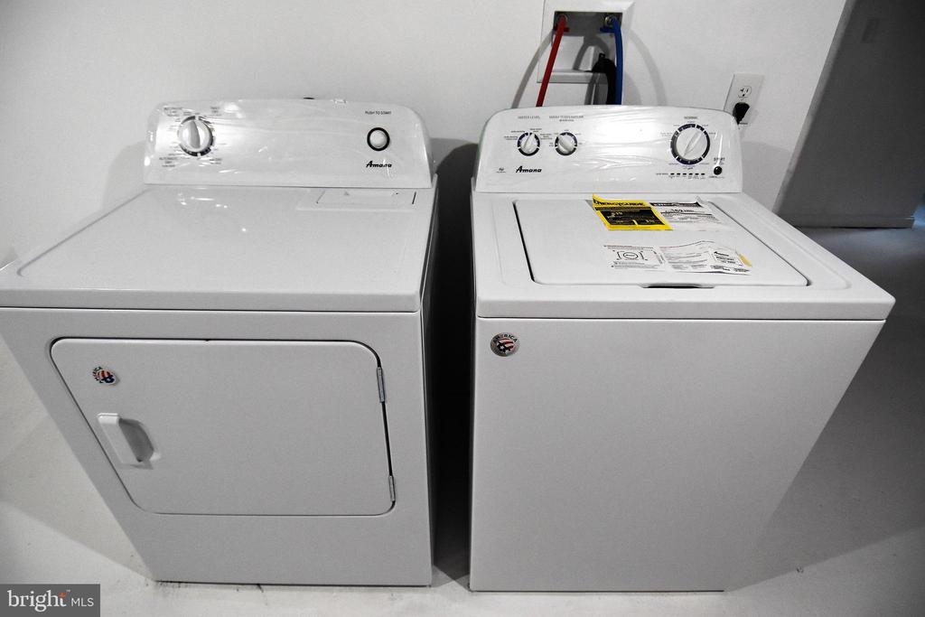 Washer and Dryer are Brand New - 9736 53RD AVE, COLLEGE PARK