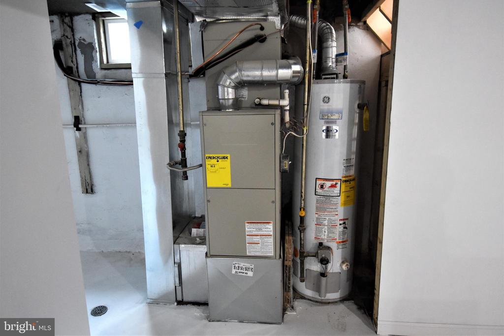 New Furnace, AC and Hot Water Heater - 9736 53RD AVE, COLLEGE PARK