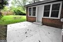 Patio Is Off The Sunroom - 9736 53RD AVE, COLLEGE PARK