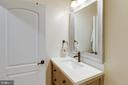 Powder Room - 5315 OX RD, FAIRFAX