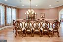 Dining Room - 5315 OX RD, FAIRFAX