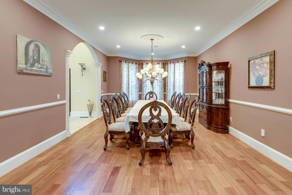 Dining Room - 5315 OX RD, FAIRFAX
