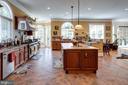 Kitchen - 5315 OX RD, FAIRFAX