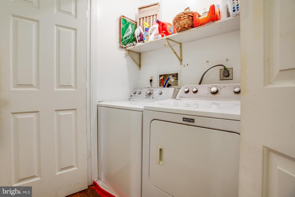 Laundry Area Upper Level - 6293 WATERFORD RD, RIXEYVILLE