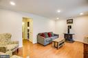 Family Room - 6293 WATERFORD RD, RIXEYVILLE