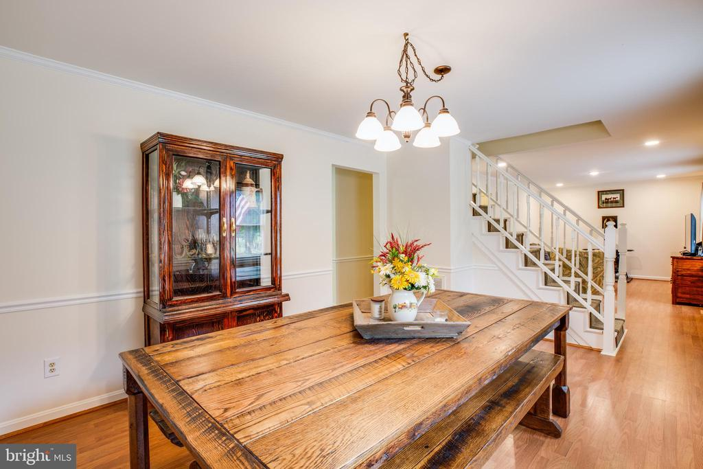 Dining Room - 6293 WATERFORD RD, RIXEYVILLE