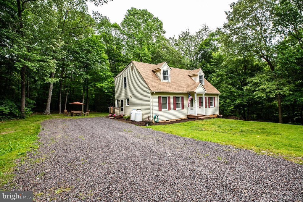 Front View - 6293 WATERFORD RD, RIXEYVILLE