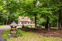 Front View from street - 6293 WATERFORD RD, RIXEYVILLE