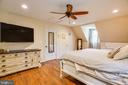 Master Bedroom - 6293 WATERFORD RD, RIXEYVILLE