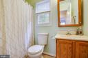 Main Level Bathroom - 6293 WATERFORD RD, RIXEYVILLE
