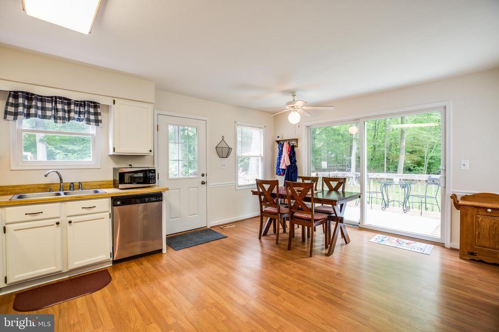 Kitchen - 6293 WATERFORD RD, RIXEYVILLE