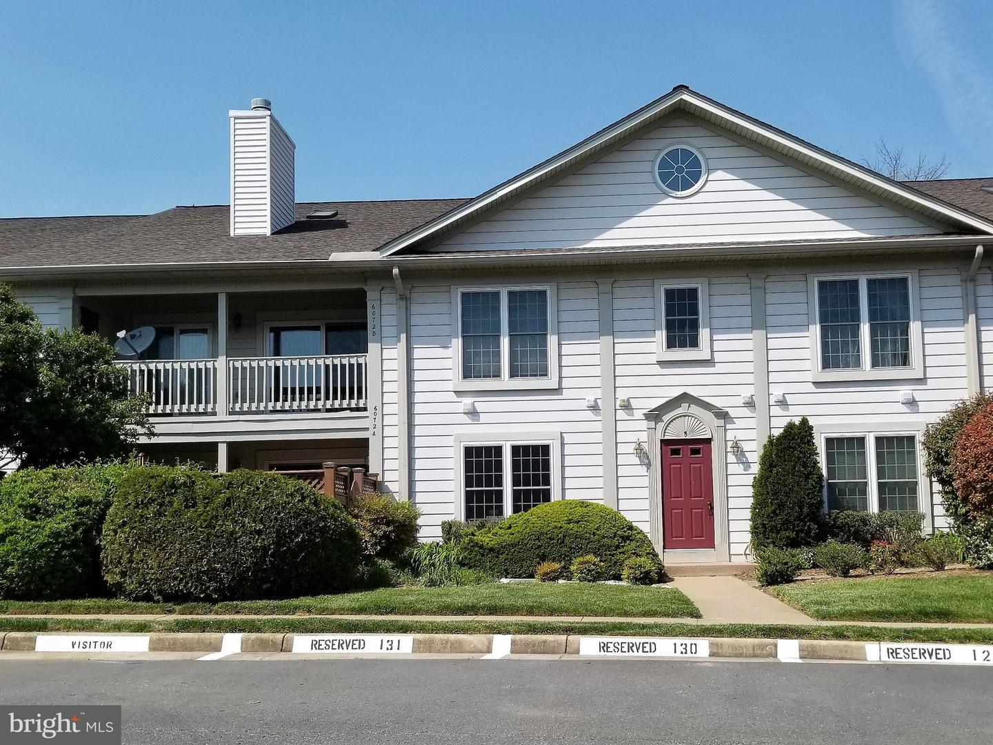 Other Residential for Rent at Essex House Sq. 6072 Essex House Sq. Alexandria, Virginia 22310 United States