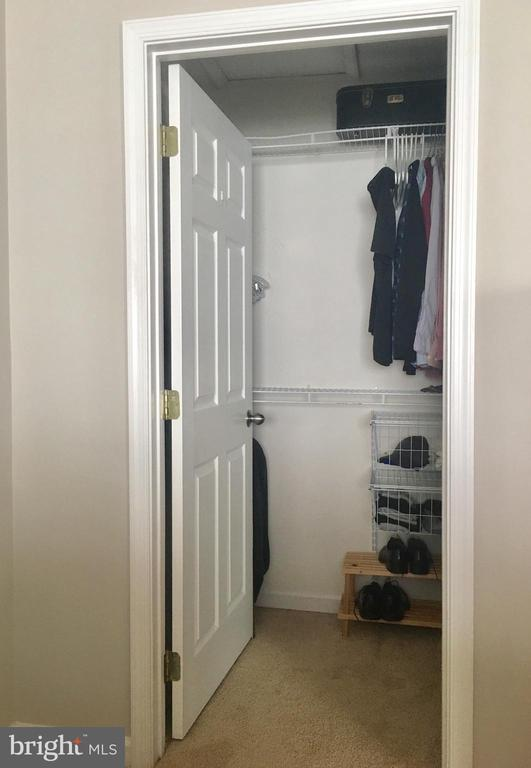 Two Walk-in Closets - 21344 SAWYER SQ, ASHBURN