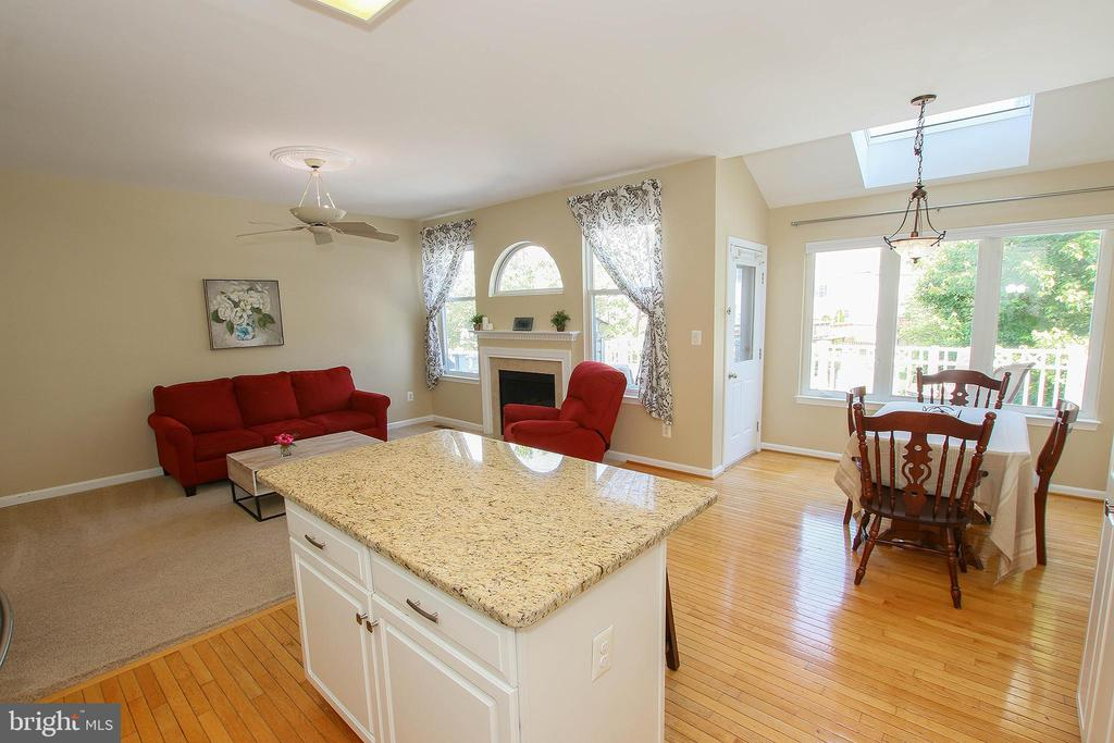 Granite Countertops - 21344 SAWYER SQ, ASHBURN