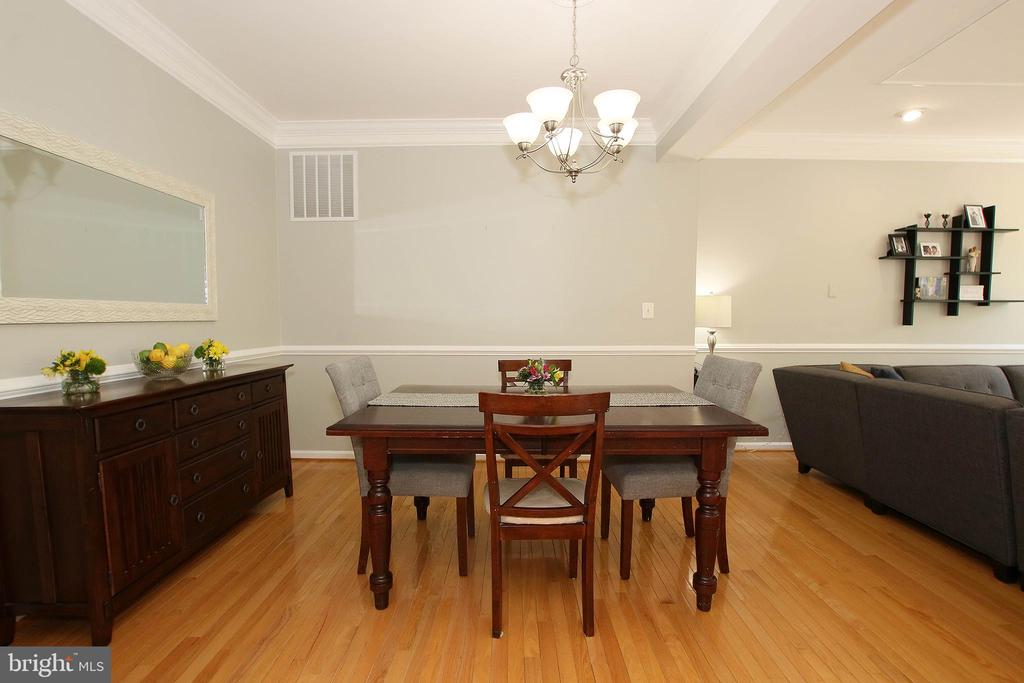 Separate Dining Room - 21344 SAWYER SQ, ASHBURN