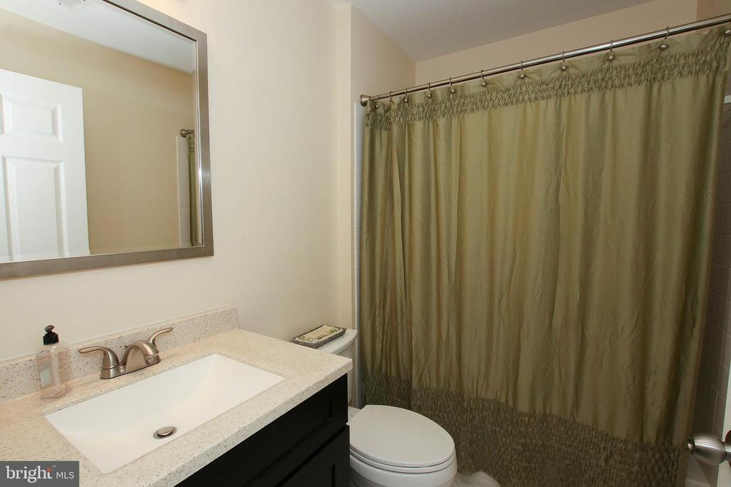 Updated Guest Bath - 21344 SAWYER SQ, ASHBURN