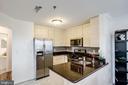 Brand new SS kitchen appliances - 5563 SEMINARY RD #412, FALLS CHURCH