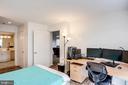 Bedroom 2 - 5563 SEMINARY RD #412, FALLS CHURCH
