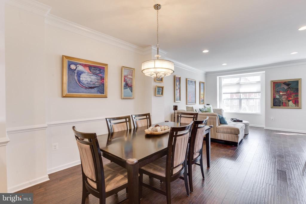 Separate Formal Dining Room - 23143 FLORA MURE DR, ASHBURN