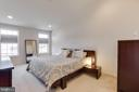 Master Suite w/Recessed lights upgrade - 23143 FLORA MURE DR, ASHBURN