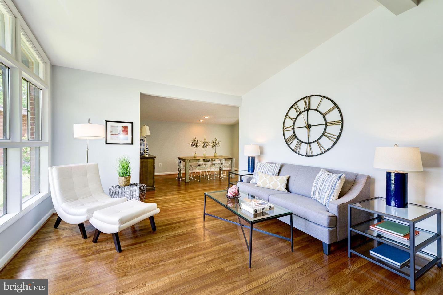 Single Family for Sale at 101 Bluff Ter 101 Bluff Ter Silver Spring, Maryland 20902 United States