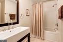 Full Bath Upper Level - 12040 SUGARLAND VALLEY DR, HERNDON