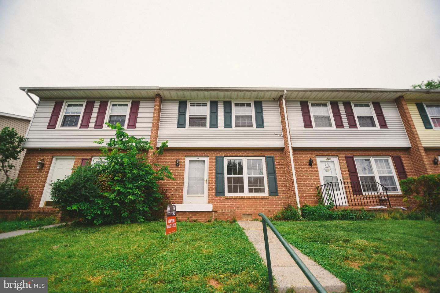 Single Family for Sale at 118a S Shenandoah Front Royal, Virginia 22630 United States