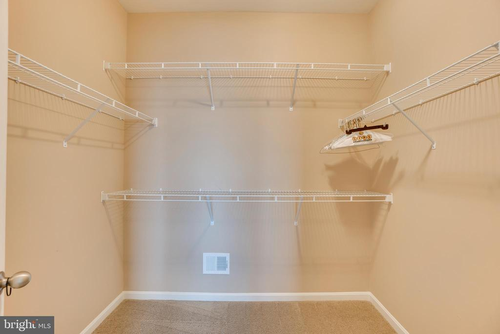 Master Closet 1 - 204 APRICOT ST, STAFFORD