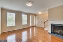 Hardwood Flooring - 204 APRICOT ST, STAFFORD