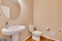 Downstairs Powder Room - 204 APRICOT ST, STAFFORD