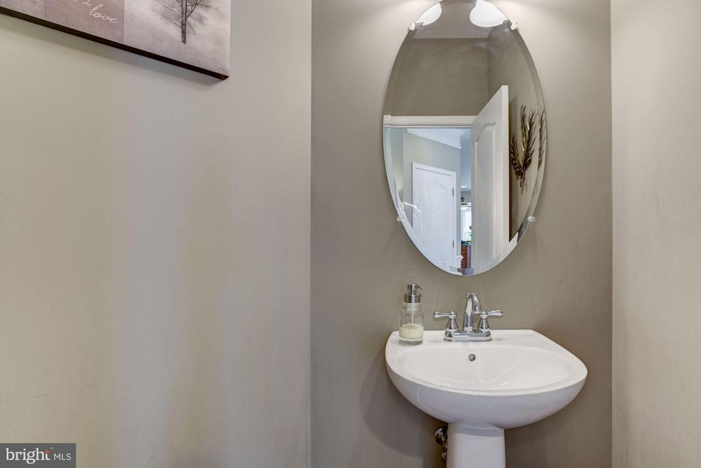 Powder Room - 41521 GOSHEN RIDGE PL, ALDIE