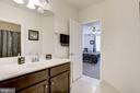 Lower level Full Bath - 41521 GOSHEN RIDGE PL, ALDIE