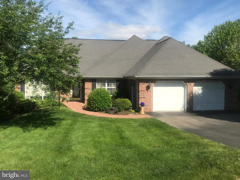 Single Family for Sale at 109 Senseny Glen Dr 109 Senseny Glen Dr Winchester, Virginia 22602 United States