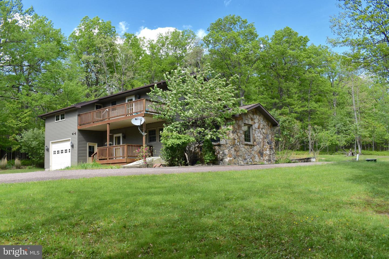 Single Family Homes voor Verkoop op Swanton, Maryland 21561 Verenigde Staten