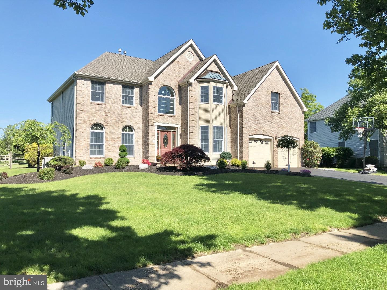 single family homes для того Продажа на Princeton Junction, Нью-Джерси 08550 Соединенные Штаты