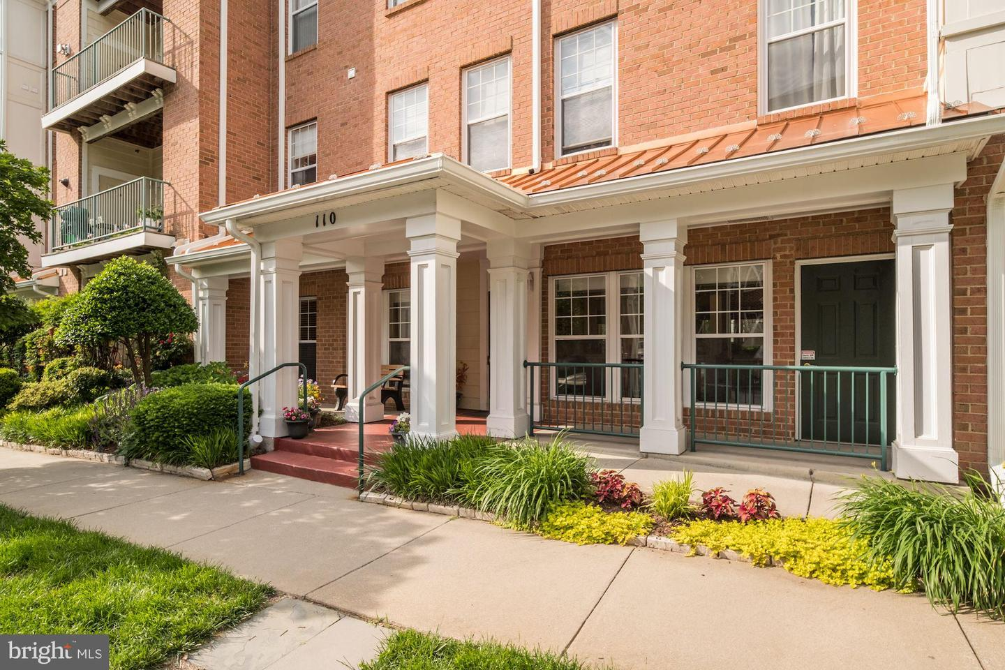 Single Family for Sale at 110 Chevy Chase St #404 Gaithersburg, Maryland 20878 United States